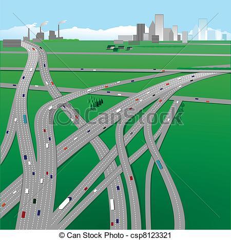 highways.