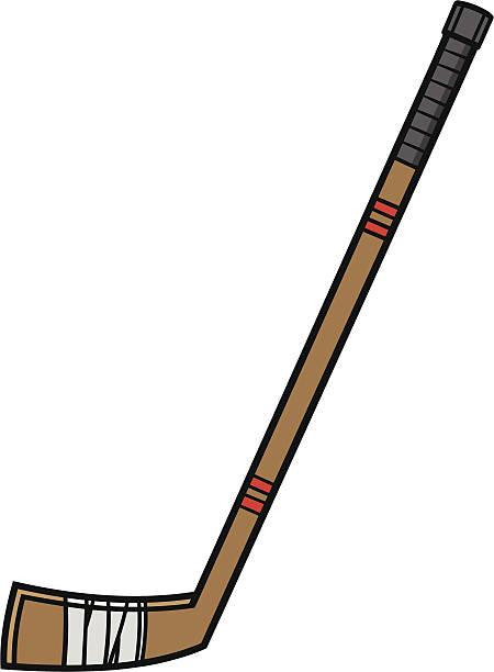 Best Hockey Stick Illustrations, Royalty.