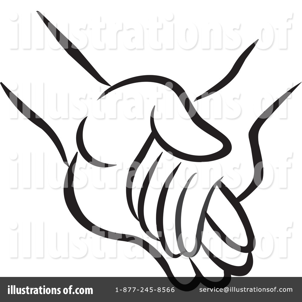 Clipart Holding Hands & Holding Hands Clip Art Images.