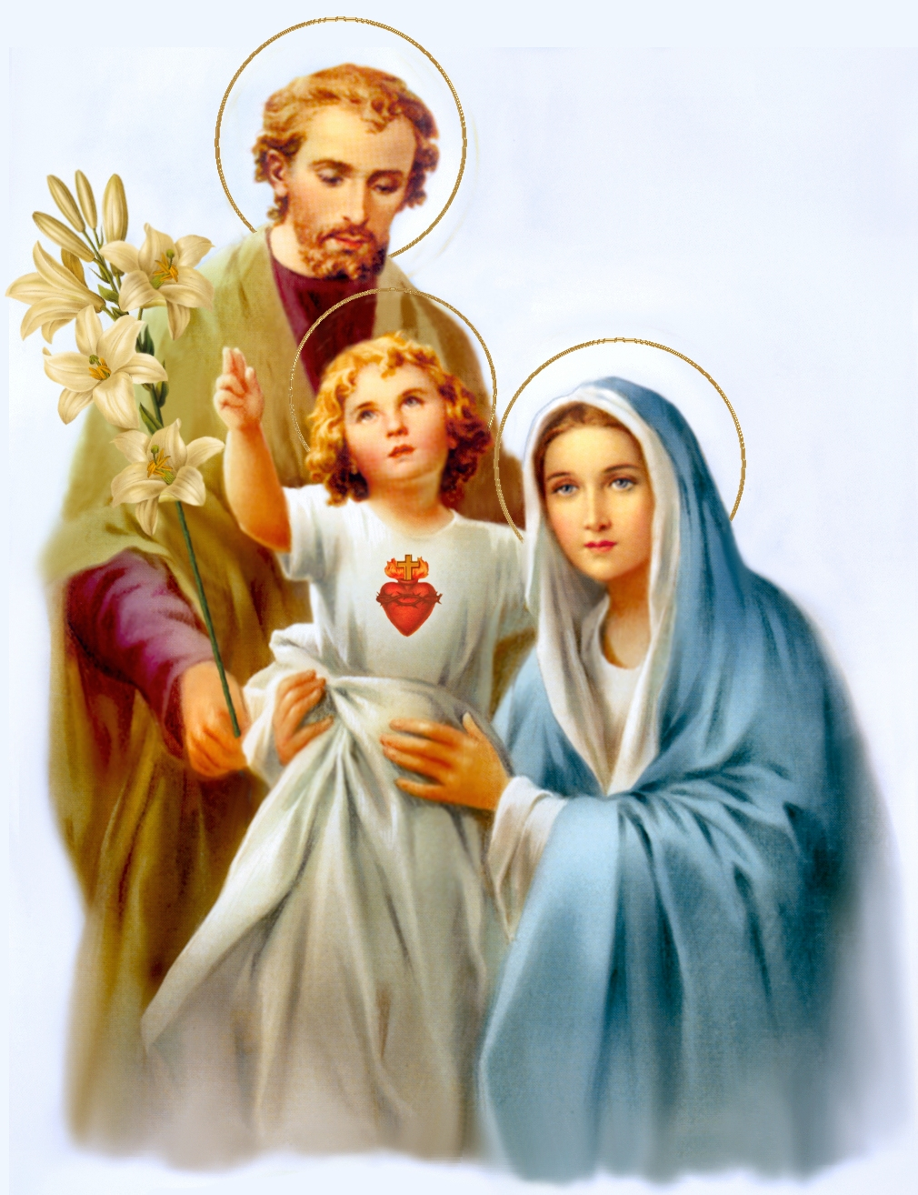 Joseph And Mary And Jesus Background Png & Free Joseph And Mary And.