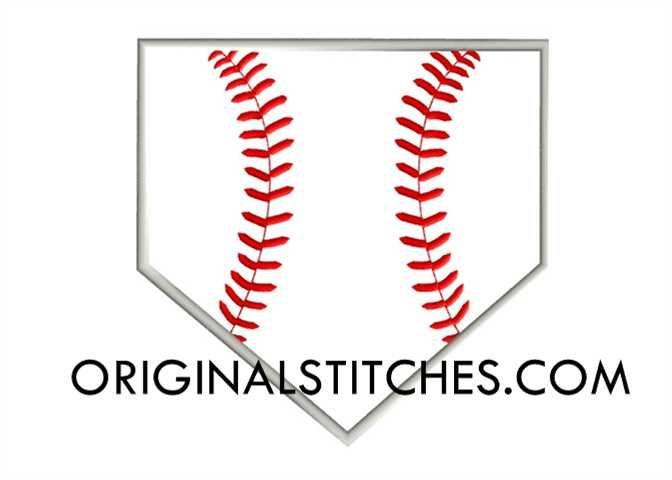 Baseball clipart homeplate, Baseball homeplate Transparent FREE for.