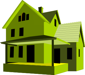 Clipart Houses Free.