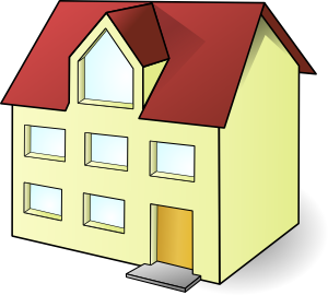 House Images Free Clip Art.