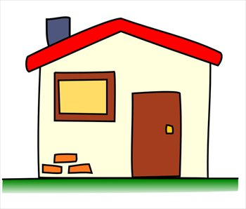Free Clipart Images House.