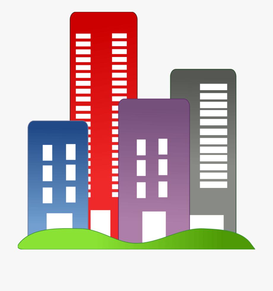 Housing Buildings City Apartment.
