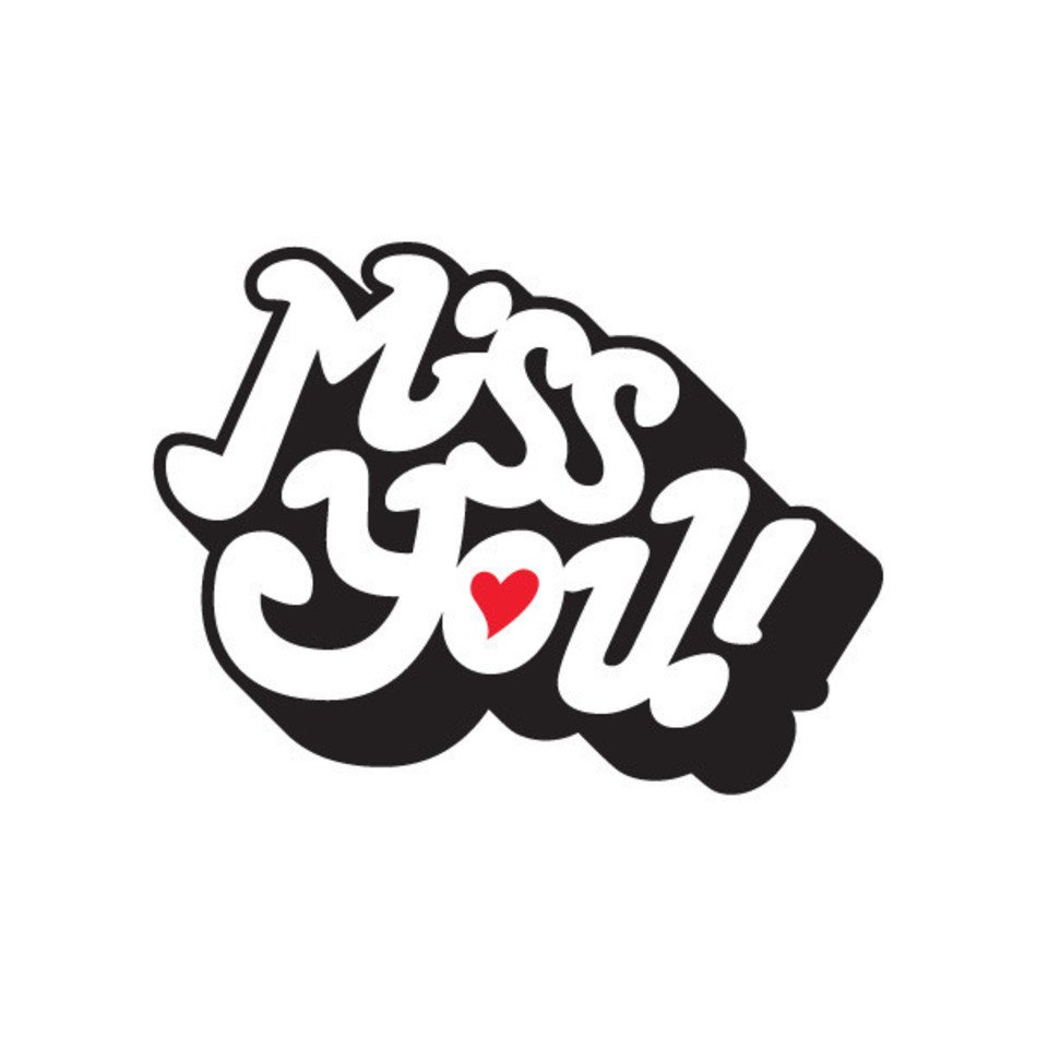 We Will Miss You Clip Art N4 free image.