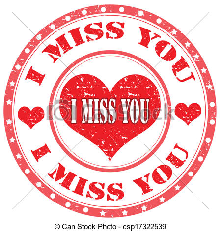 I miss you Illustrations and Clipart. 680 I miss you royalty free.
