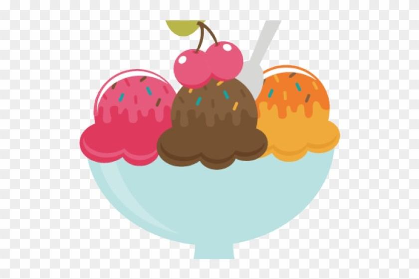 Clipart ice cream sundae free 1 » Clipart Portal.