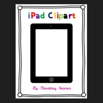 Free iPad Clipart for Commercial Use.