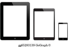 Ipad Clip Art.