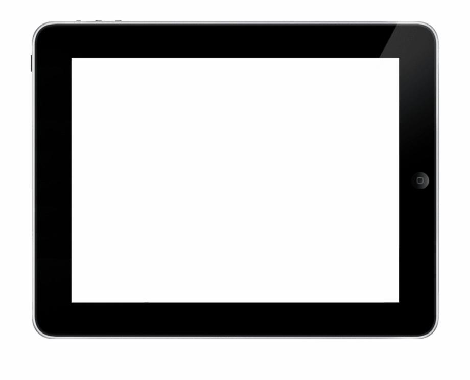 Ipad Clipart Png Landscape.