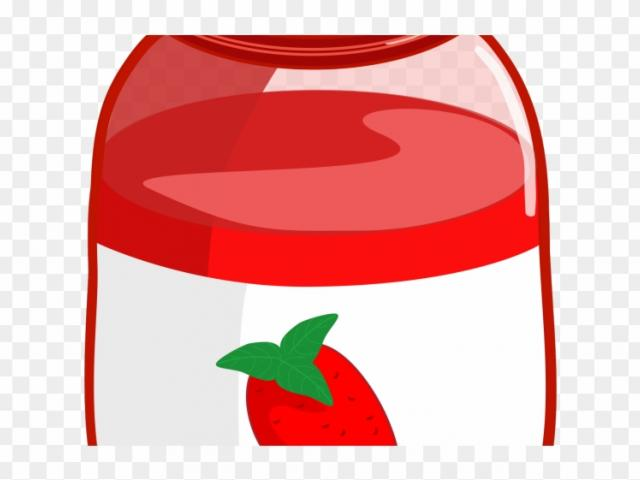 Jelly Clipart strawberry sauce 2.