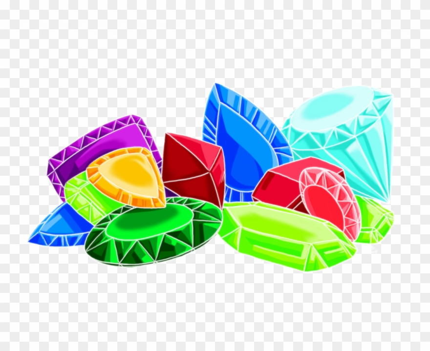 Jewel Clipart Cilpart Charming Design Hd Gems.