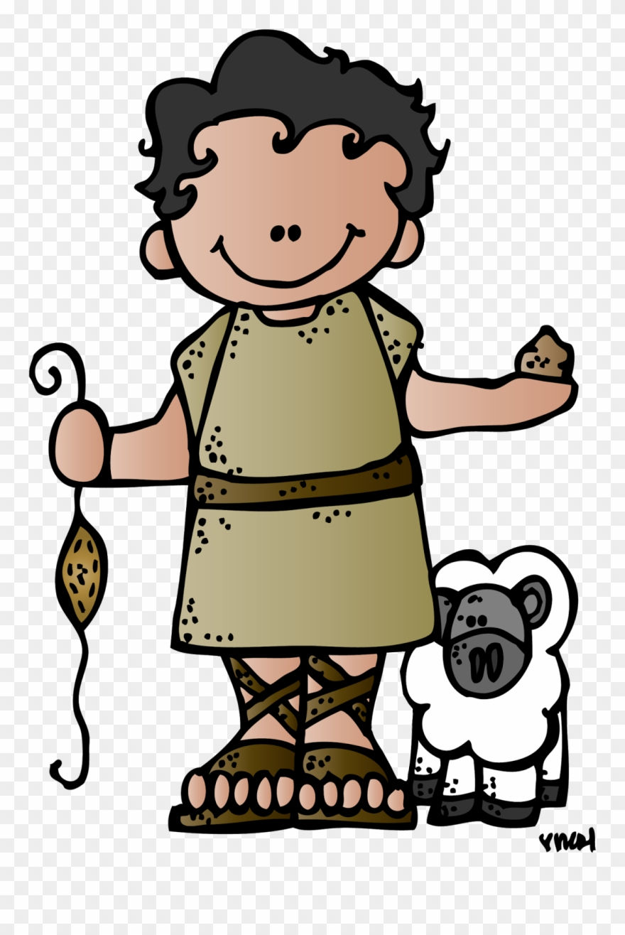 De Los Tales David Clip Art, Bible.
