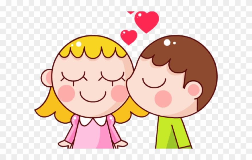 Happy Couple Clipart.