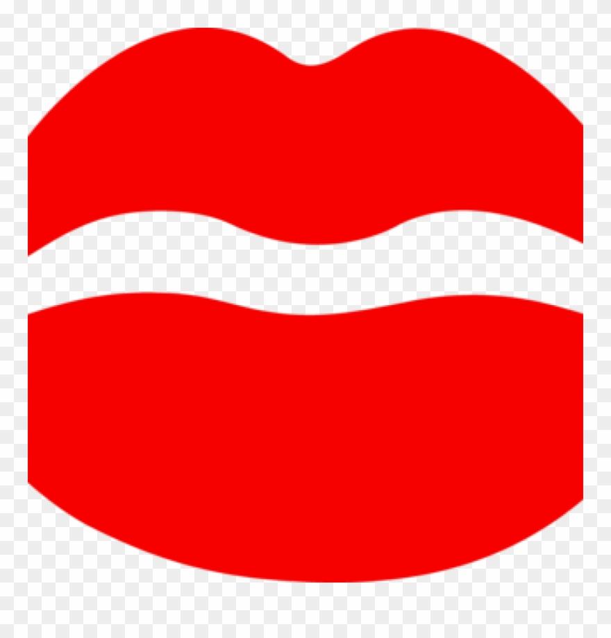 Kiss Lips Clip Art Kiss Lips Clipart Lips Clip Art.