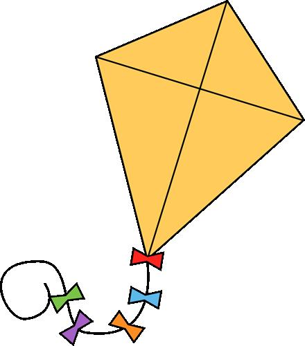 Free Kite Clipart.