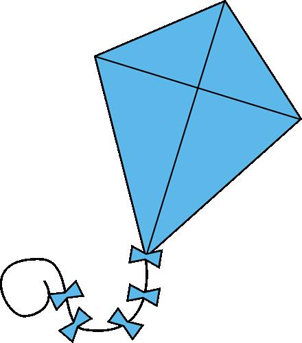 kite clipart.