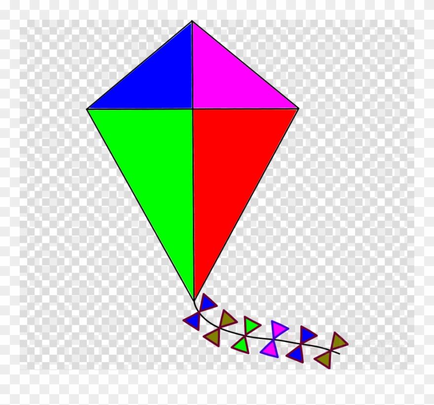 Download Kite Clip Art Clipart Clip Art Triangle.