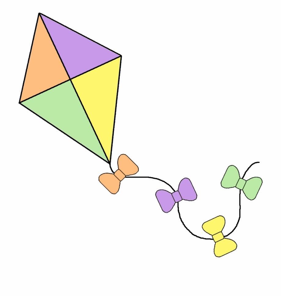 Square Clipart Kite.