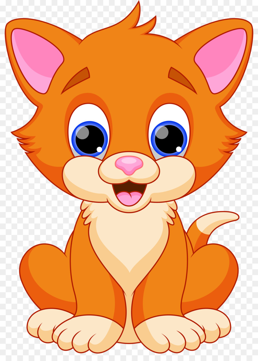 Fox Drawing clipart.