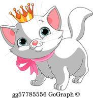 Kitten Clip Art.
