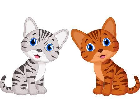 72,470 Kitten Stock Illustrations, Cliparts And Royalty Free Kitten.