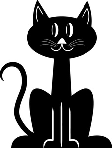 Kitty Cat Clip Art Images.