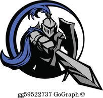 Knight Clip Art.