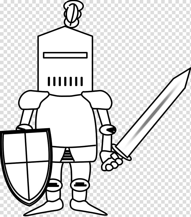 Knight Middle Ages , Knights transparent background PNG clipart.