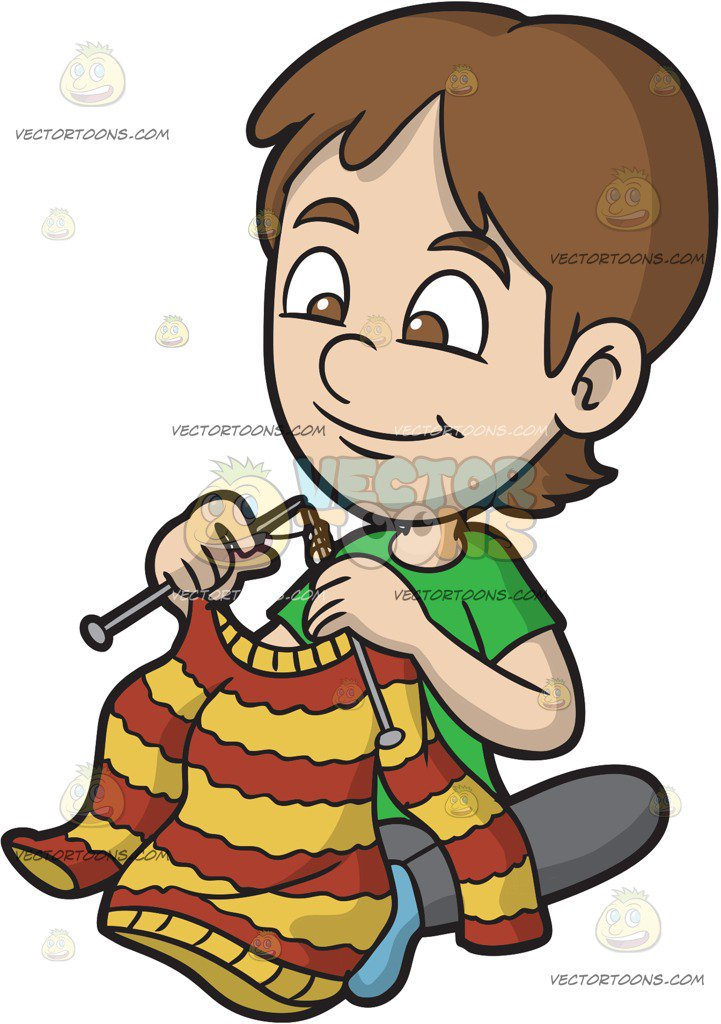 Knitting Clipart Clipart.