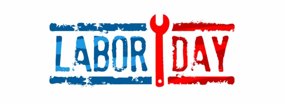 Labor Day Png Clipart.