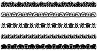 Lace Border Clip Art & Lace Border Clip Art Clip Art Images.