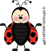 Ladybug Clip Art.