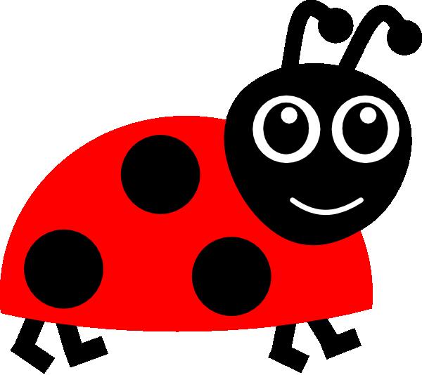 Ladybug Cartoon Clip Art at Clker.com.