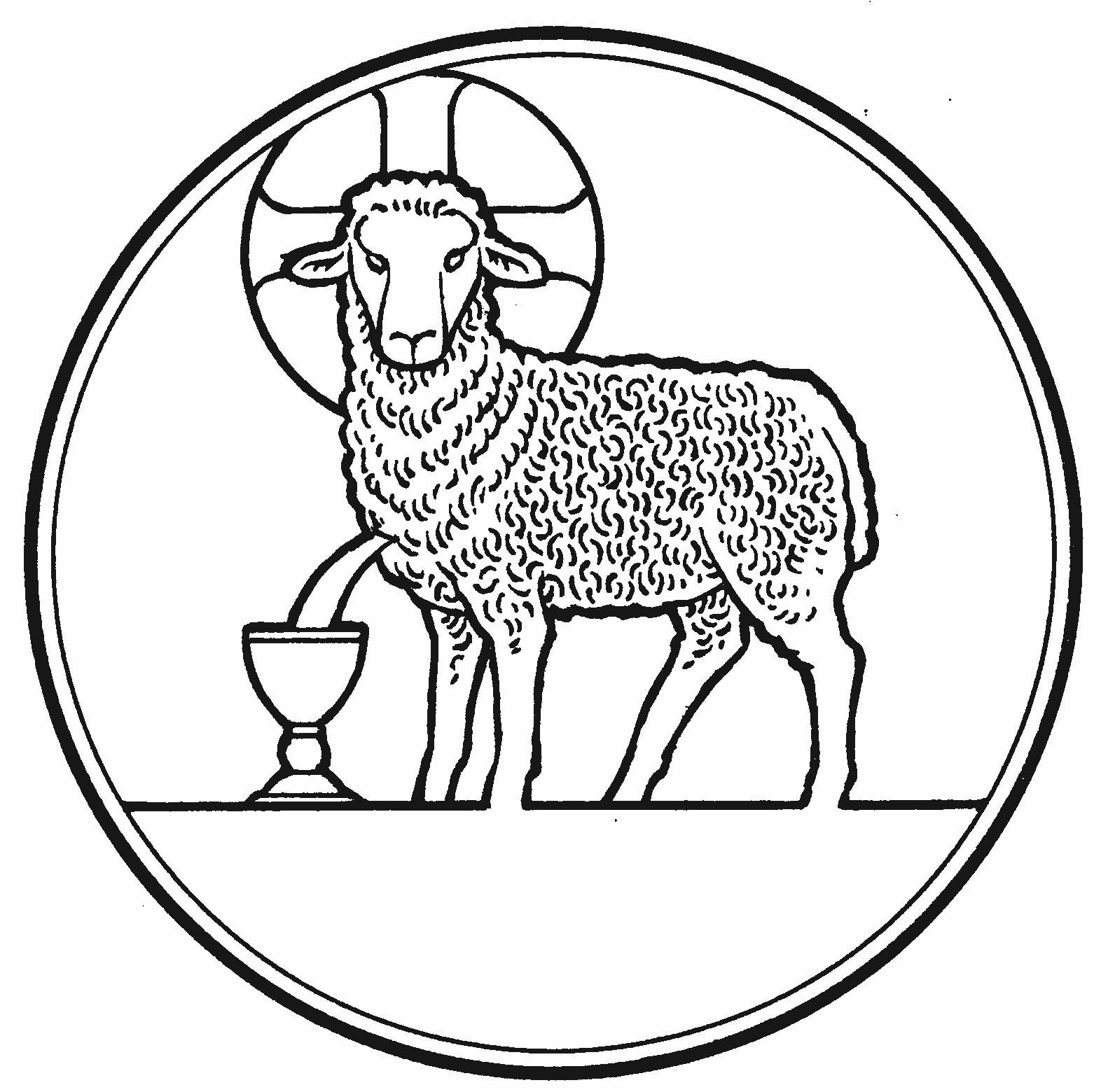 Lamb of God Clip Art Black and White Take a look at the Immanuel.