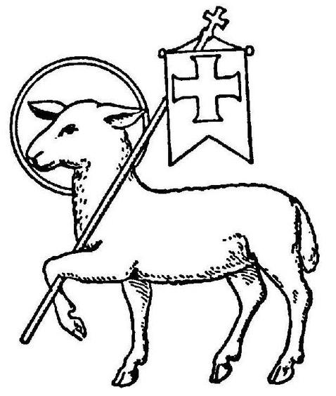Lamb of god clipart 3 » Clipart Station.