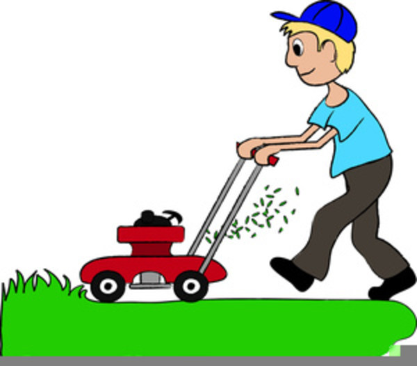 Clipart Images Of Lawn Care.
