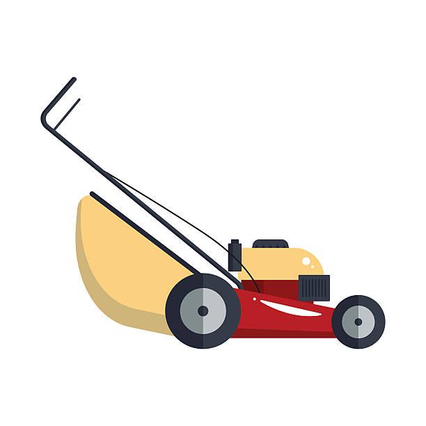 Best Lawn Mower Illustrations, Royalty.