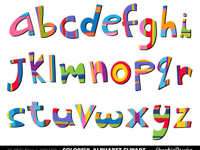 Free Lettering Clipart, Download Free Clip Art on Owips.com.