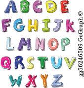 Letters Clip Art.