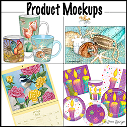 Joan Beiriger's Blog: Art Licensing: List of Manufacturers that.