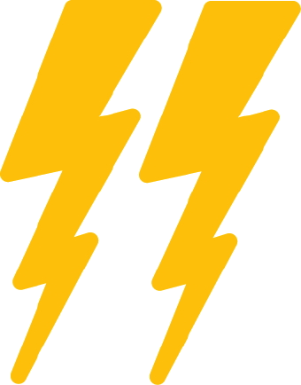 Lightning Bolt Clipart Lighting French Bathroom Transparent Png.