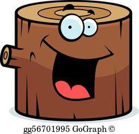 Wood Logs Clip Art.