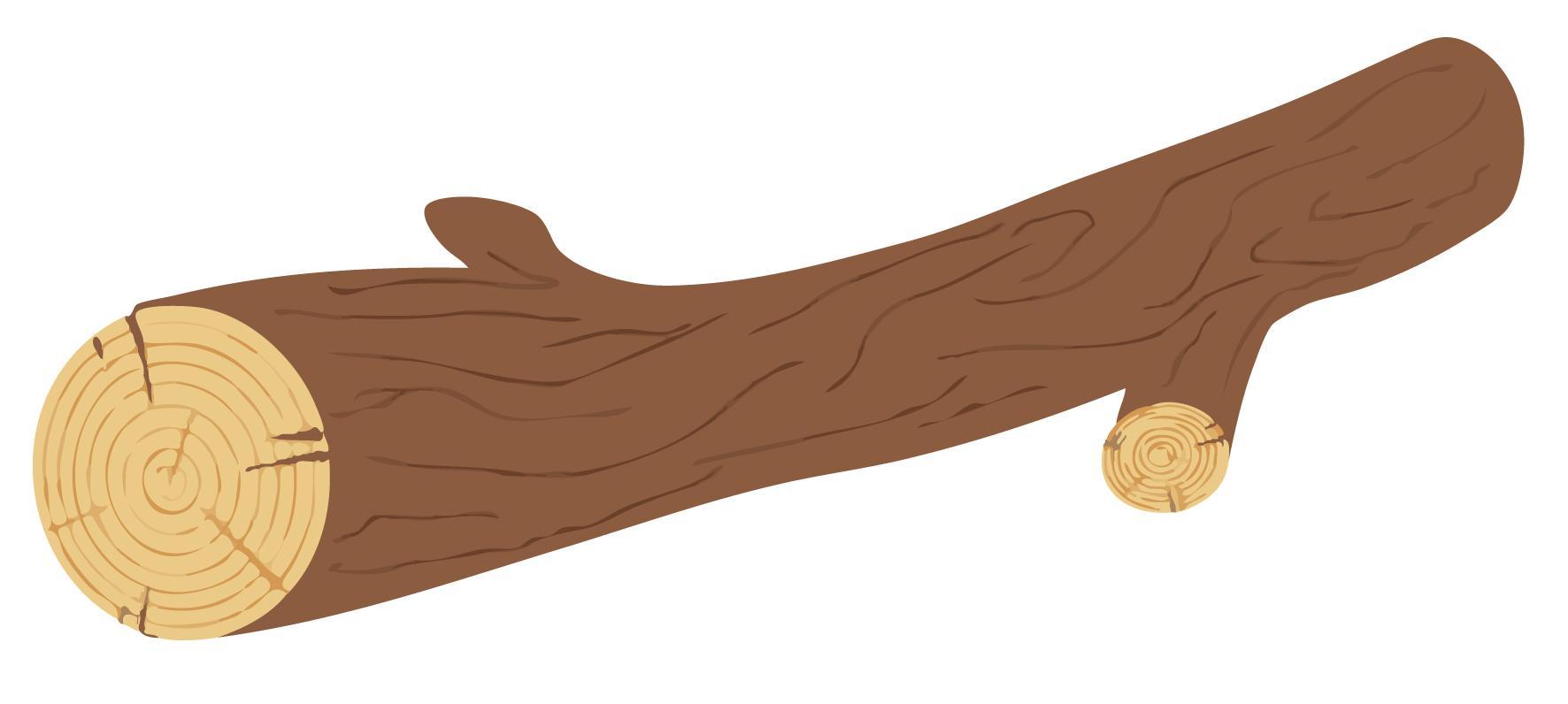 Logs Clipart.