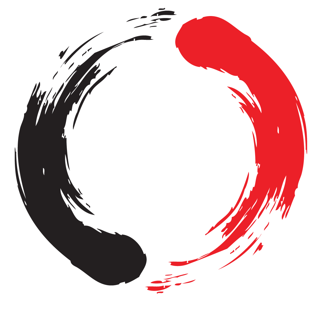 Guinn Martial Arts Logo, designed by Tiffani Sahara..