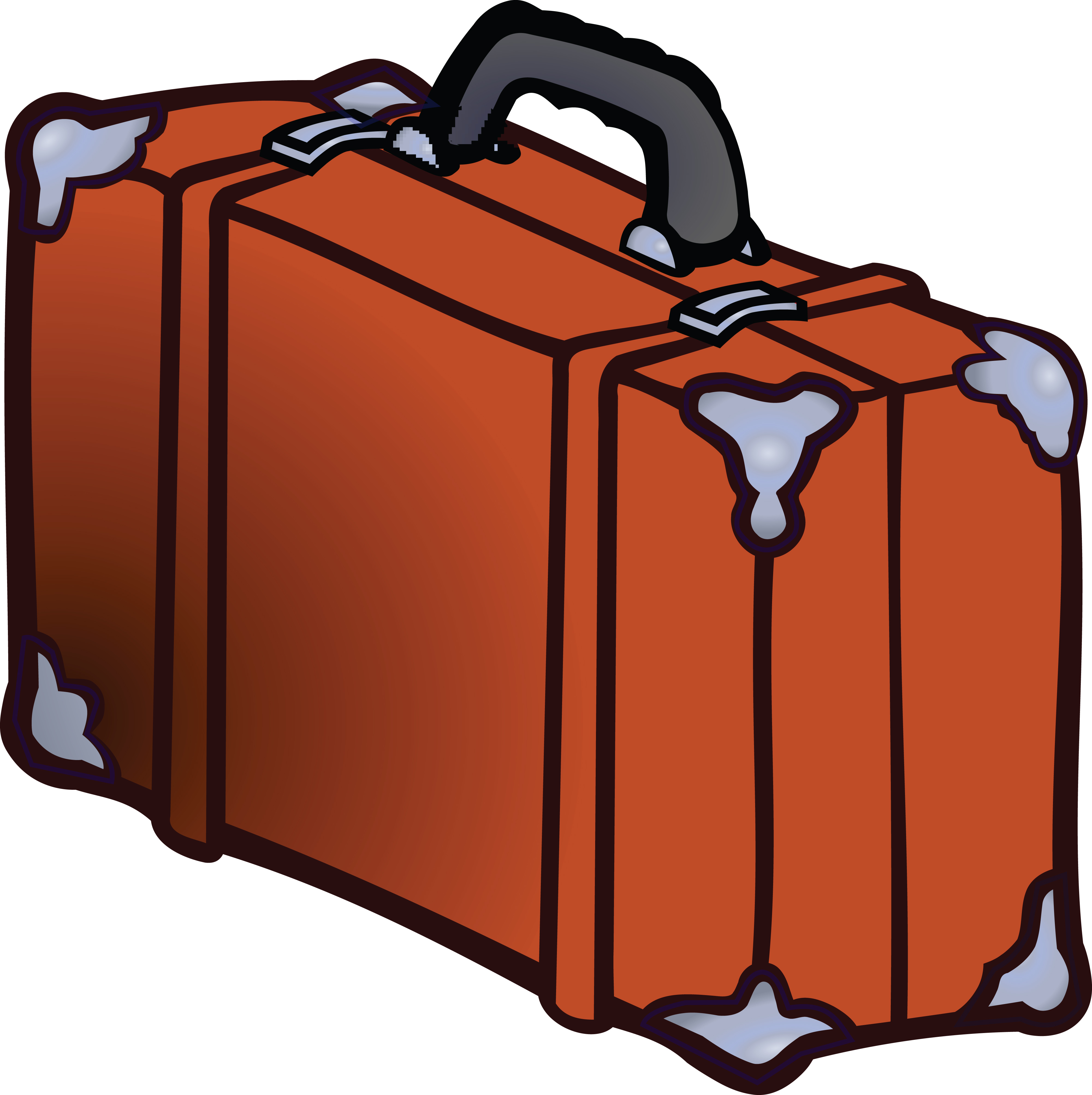 76+ Luggage Clipart.