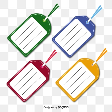 Luggage Tag Png, Vector, PSD, and Clipart With Transparent.
