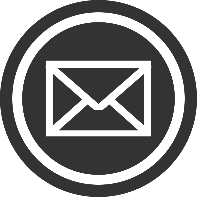 Free Clipart: Mail badge.