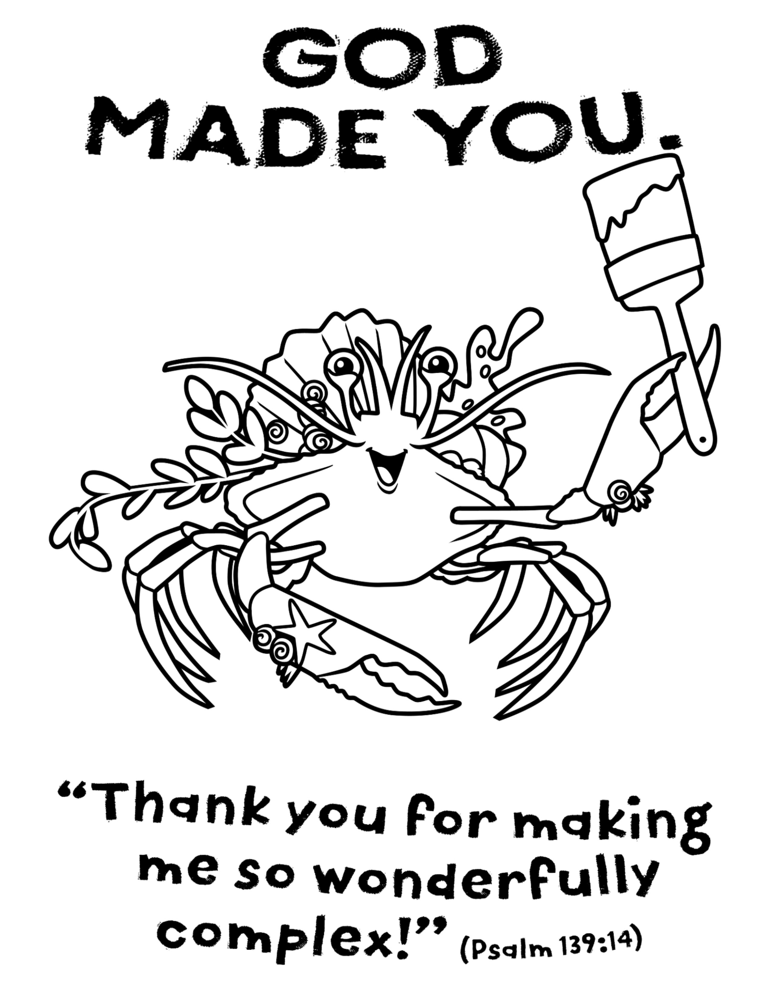 Coloring Page: Decker Coloring Page Maker Fun Factory Vbs 2017 Maker.